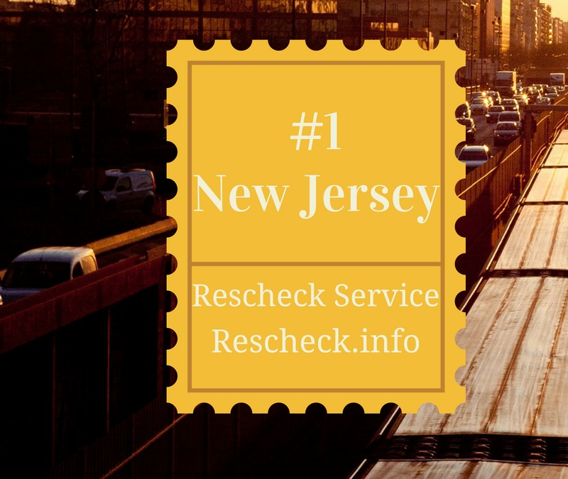 New Jersey and the IECC 2015 Rescheck