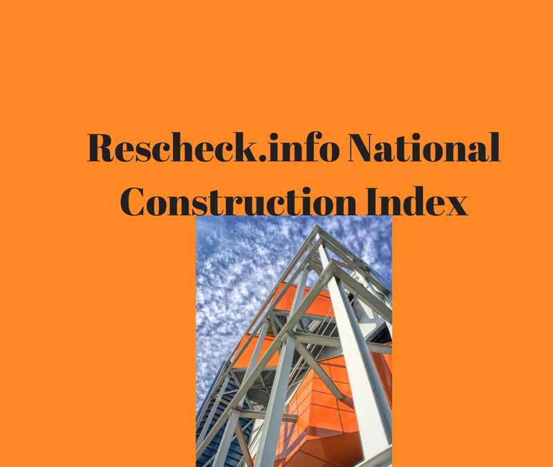 Reschexpert National Construction Index December Reading